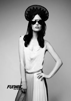 Produktion & Styling Coco Meurer www.cocomeurer.tumblr.com for FUNKeyewear  photo Oliver Rath