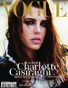 As the granddaughter of Grace Kelly and the daughter of Princess Caroline, she was going to be without a doubt a beauty.