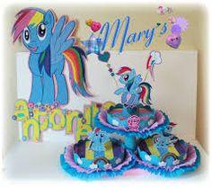Resultado de imagen para dulceros de my little pony