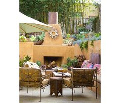 images about Outdoor Fireplaces on Pinterest