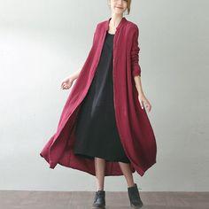 Women loose shirt dress