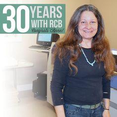 Happy 30 Year #Workiversary Anne!