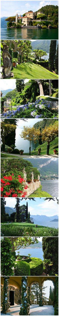 Villa Balbianello, Lake Como, Italy
