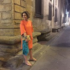 Vestido COS, bolsa Elena Ghisellini, rasteirinha Prada bijoux Caleidoscópio
