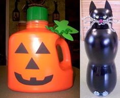 pinterest crafts and diy halloween | halloween DIY crafts recycling | Halloween Projects