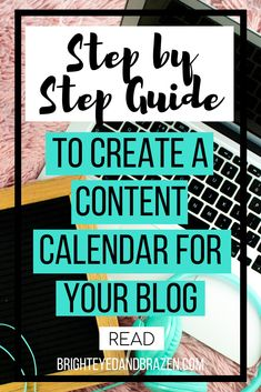 Creating a content calendar doesn't have to be hard. Let me walk you through how to plan your blog's content, step by step - I'll even let you copy my Trello board! Social Media Calendar, Blog Tips, Step Guide, How To Start A Blog, Blogging, How To Become, About Me Blog, Content, Writing