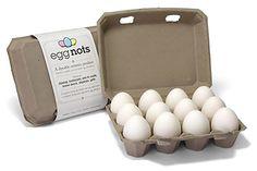 Egg-Free Easter Eggs: Vegan EggNots