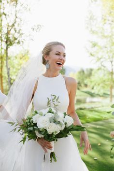 Get inspired by this Natural Romance in Aspen. Discover the vendors responsible for this stunning event, and book them for your big day. Only on Borrowed & Blue.