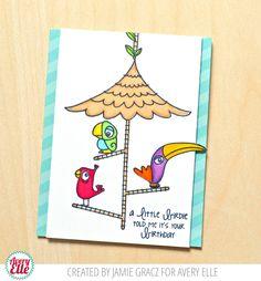 Avery Elle: It's The Avery Elle & CardMaker Blog Hop