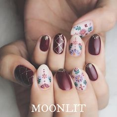 Fall Nail Designs 2020 Gallery trendy fall nail art design for 2020 fashions eve Fall Nail Designs Here is Fall Nail Designs 2020 Gallery for you. Fall Nail Designs 2020 top 71 best fall nail designs 2020 to fall in love with. Winter Nail Art, Winter Nails, Hair And Nails, My Nails, Cute Nails For Fall, Uñas Fashion, Fashion Design, Fall Nail Art Designs, Seasonal Nails