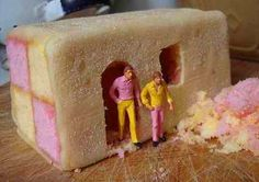 Who wouldn't want a Battenburg house