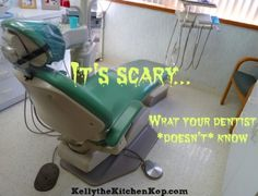 what your dentist doesn't know