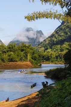 15 billeder som giver dig lyst til at rejse til Laos