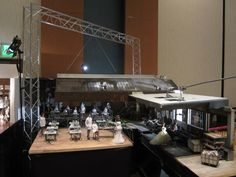 2012 Barbie Convention Diorama - one  of our favorites