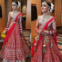 Haute spot for Indian Outfits. Indian Wedding Gowns, Indian Bridal Outfits, Indian Bridal Wear, Indian Dresses, Indian Clothes, Indian Wear, Bridal Dresses, Indian Attire, Indian Style