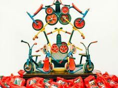 waste management series art - Google Search