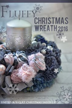 Candle Arrangements, Christmas Wreaths, Bouquet, Candles, Holiday, Flowers, Xmas, Corona, Vacations