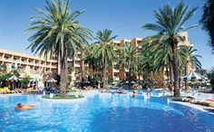lti El Ksar Resort & Thalasso Sousse Tunisia