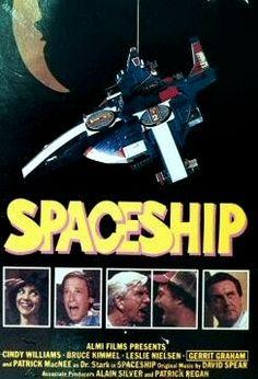 SPACESHIP aka NAKED SPACE aka THE CREATURE WASN'T NICE 1983