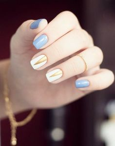 12 Spring Nail Trends to Try Now | Nail Design - PureWow