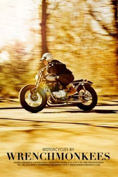 Wrenchmonkees.com in Motorcycles
