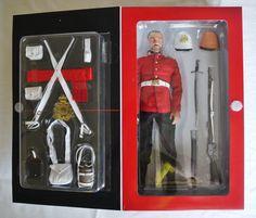 Dragon Sergeant Jones British 24th regiment of foot 1/6th scale toy Boxed • £149.99 - PicClick UK