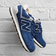 new arrival 37010 de6a6 New Balance 574 Royal Blue