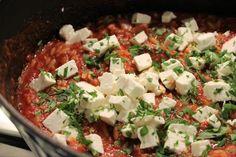Griekse stoofschotel – Mijn kookdagboek