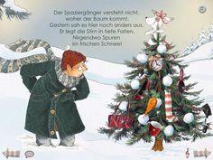 Schneehase | iPad Kinderbuch App