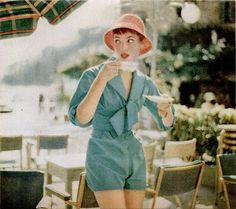 Leisure Clothes from Italy (Life, 1955)