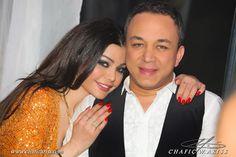 On my Birthday with my bestie Haifa