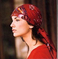 headscarf ~ Red Riding Hood ~