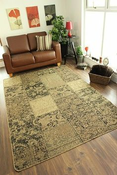 Tradational Natural Beige Country Cottage Style Slip Resistant Durable Flatweave Rugs 031 16 Panama 9