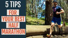 5 Tips to Run Your Best Half Marathon - YouTube