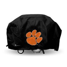 Clemson Tigers NCAA Economy Barbeque Grill Cover