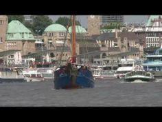 ▶ Hamburg - Harbor and Elbe Cruising - #Germany #4K #Travel #video