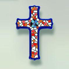 Gaudí-Style Andalusí Cross
