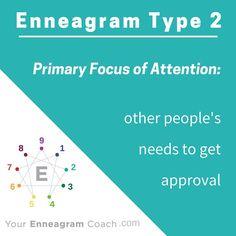 Enneagram Type 2 YourEnneagramCoach.com Beth McCord