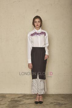londoncloud,런던클라우드,15fw,seoulcollection,fashionweek,print,mineral,pattern