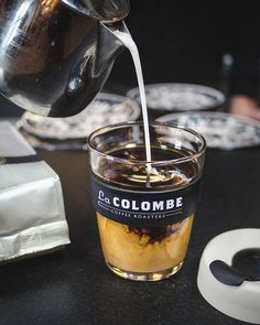 #12DaysOfCoffee ☕️☕️ Day 2 by La Colombe Coffee via Blane Young on Flickr