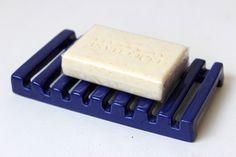 Saboneteira de cerâmica (grade)