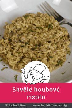 Risotto, Grains, Ethnic Recipes, Food, Essen, Meals, Seeds, Yemek, Eten