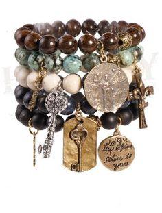 Honesty bracelets