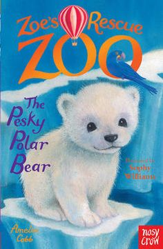 When Great-Uncle Horace brings back lost and homeless animals from his travels around the globe, it falls to Zoe, and her mum, the zoo vet, to settle them into their new home. She's good at this, because she can understand what they say and talk to them, too. But that's a secret. In the seventh book in the series, Snowy the polar bear has lots of birthday party ideas and is being a bit bossy! Can Zoe help the other animals understand that he just wants to have fun?