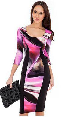 Saskia Pink Dress Pre order dispatch 28/02/14 - Lady VB