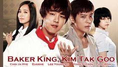 10 of 10 | Baker King Kim Tak Goo (Bread, Love,  Dreams) (2010) Korean Drama - Melodrama | Yoon Shi Yoon & Joo Won