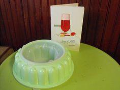 Vintage Joys of JellO Cookbook and Tupperware Jello by peacenluv72, $24.50