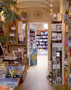 The 50 best bookshops
