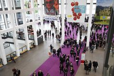 Berlin Messe challenge you to develop the information architecture of the future.