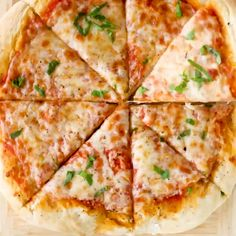 Fifteen Minute Pizza Dough - This easy no-rise pizza dough recipe is weeknight-friendly and ready to bake in just fifteen minutes. The perfect quick homemade pizza dough for busy evenings. Vegan, vegetarian. #pizza #cheese